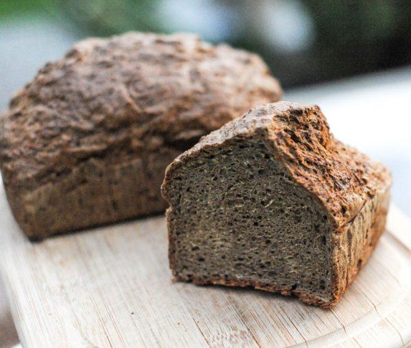 chleb wysokobiałkowy